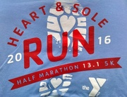 Heart & Sole Half Marathon