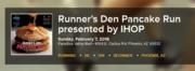 Runner's Den Pancake Run