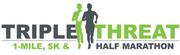 Triple Threat Half Marathon Challenge