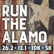 Run The Alamo: Alamo 13.1/Alamo 26.2 - San Antonio