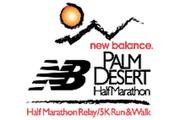 New Balance Palm Desert Half Marathon & 5K