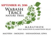 Wabash Trace Trail Marathon