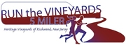 Good Day For a Run - Run the Vineyards 5 Miler