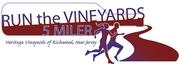 Good Day For a Run - Run the Vineyards 5 Miler