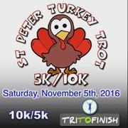 St. Peter Turkey Trot 5K/10K
