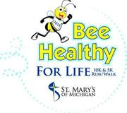 St. Mary's Bee Healthy For Life Run