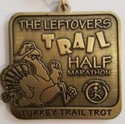 Leftovers Trail Half Marathon