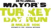 Mayor's Turkey Day Run
