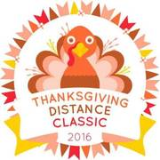 Thanksgiving Distance Classic Half Marathon & 6K
