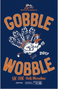 Thanksgiving Day Gobble Wobble
