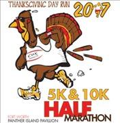 CRC Thanksgiving 5k, 10K and Half Marathon