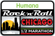 Rock 'n' Roll Chicago Half Marathon