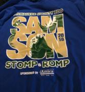 2018 Samson Stomp n Romp 5K