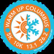 Scioto Miles Warm Up Columbus Marathon, Half Marathon, 10K and 5K Marathon Relay and Half Marathon Relay
