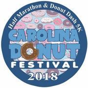 Carolina Donut Festival's Bob to Bob's Half Marathon
