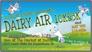 Dairy Air 10k, 5k, HAY YOU Kids' Run!