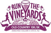 Good Day for a Run - Run the Vineyards Old Country 10k/5k