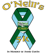 O'Neill's 5K (In Memory of Annie Curtain)