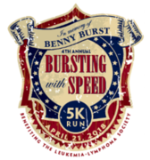 Bursting with Speed 5k