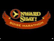 Onward Shay! Boise Marathon