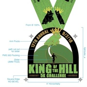 King of the Hill Challenge