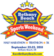 Bethany Beach First Responders Sports Weekend