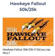Hawkeye Fallout 25k/50k