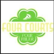 four courts four miler