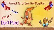Annual Fourth of July Hot Dog Run