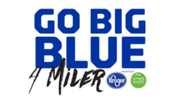 Go Big Blue 4 Miler