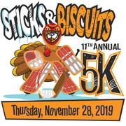 Sticks & Biscuits 5K