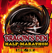 Dragon's Den Half, 10k & 5k