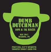Dumb Dutchman Half Marathon