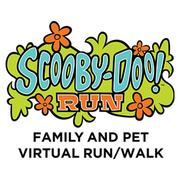 Scooby Doo Run Family and Pet Virtual Run/Walk