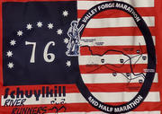 Valley Forge Half Marathon and Marathon