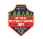 National Procrastination Day Run & Walk