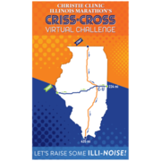Illinois Marathon Criss Cross Virtual Challenge