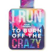 Run to Burn Off the Crazy (2020)