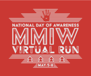 National Day of Awareness MMIW Virtual Run