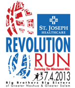 Revolution Run Nashua