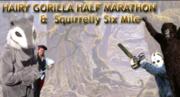 Hairy Gorilla Half Marathon