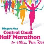 Central Coast Half Marathon