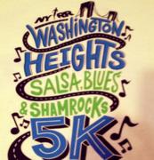 Washington Heights Salsa, Blues, and Shamrocks 5K
