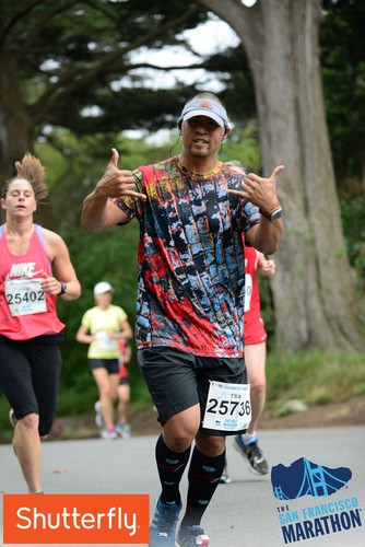 2014 San Francisco Marathon – The second half