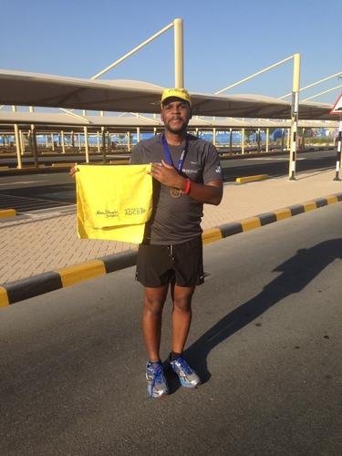 The Gold Standard of Abu Dhabi Racing