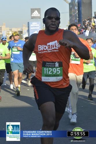 A World Marathon Majors it is Not