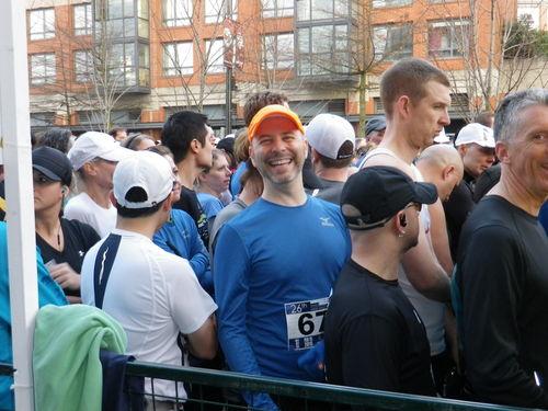 First Half Half Marathon - A Perfect Storm