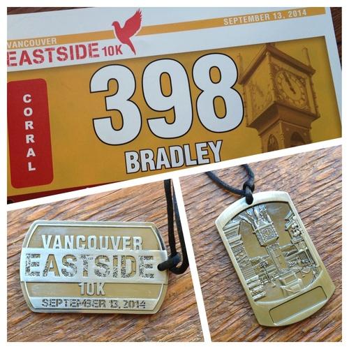 Eastside 10K - Running Naked