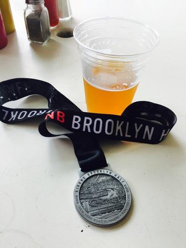 NYRR Brooklyn Half Marathon - No Sleep till Brooklyn!