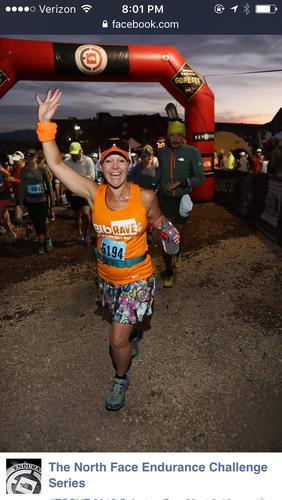 North Face Endurance Challenge 50k